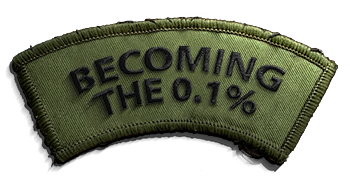 Becoming the 0.1%